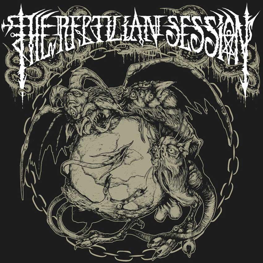 The Reptilian Session [VINYL]