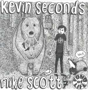 KEVIN SECONDS / MIKE SCOTT SPLIT