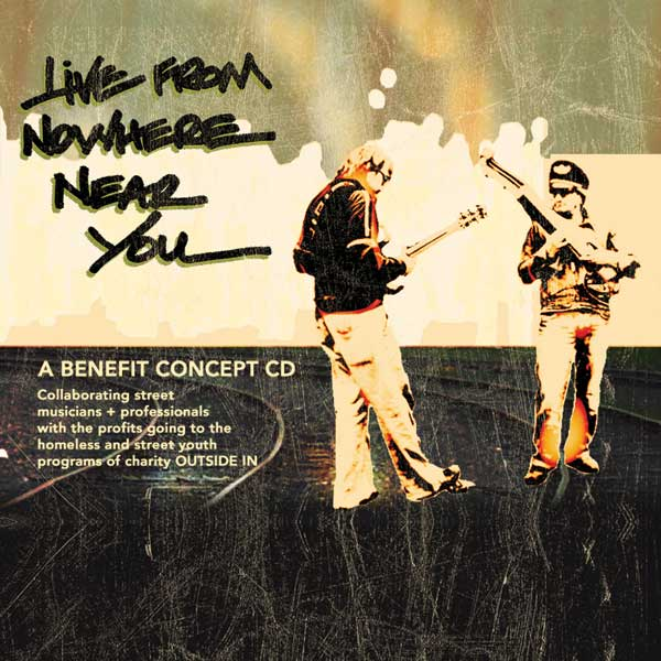 LIVE FROM NOWHERE NEAR YOU VOLUME TWO