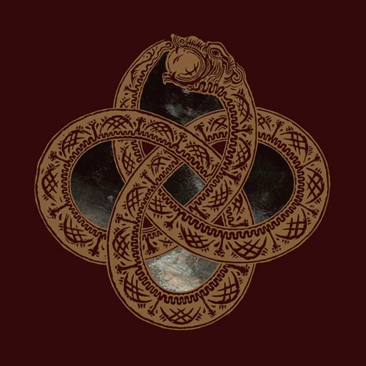 THE SERPENT AND THE SPHERE - LP