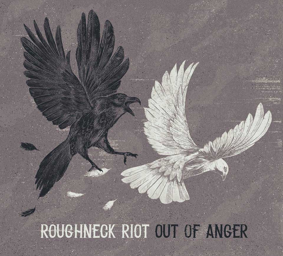 Out Of Anger [COLORED VINYL]