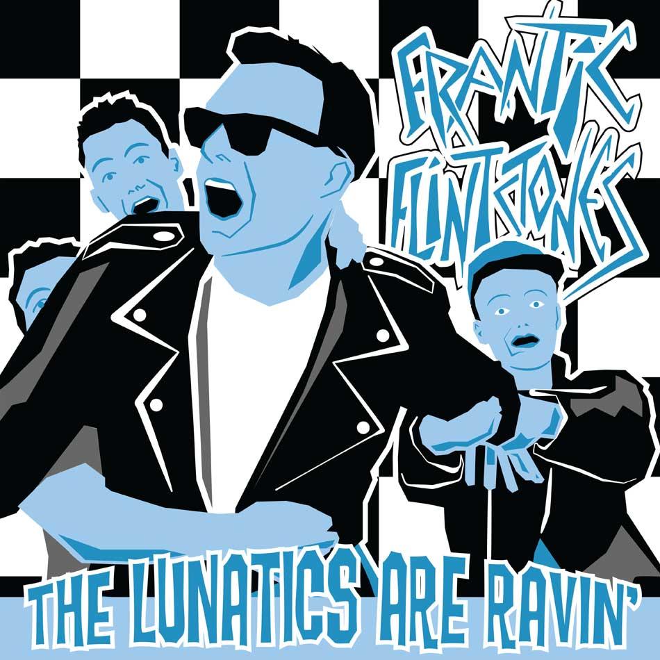 THE LUNATICS ARE RAVIN' (COLOURED VINYL, LIMITED)