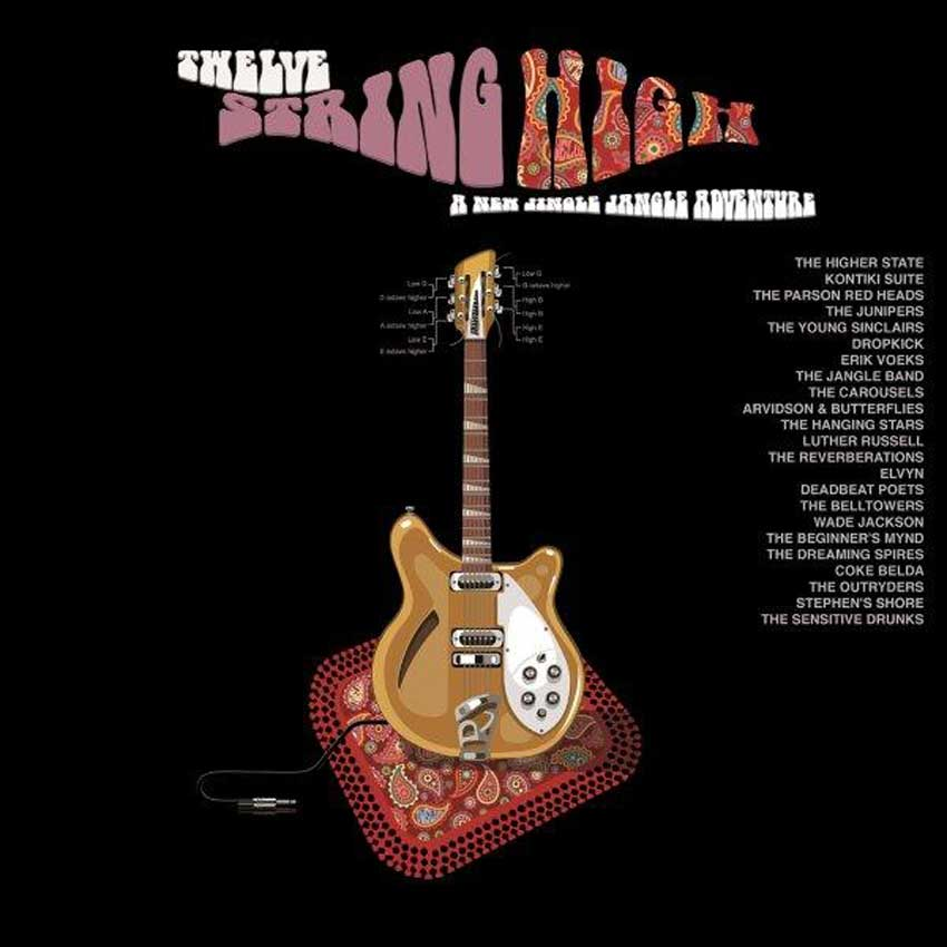 TWELVE STRING HIGH - LP