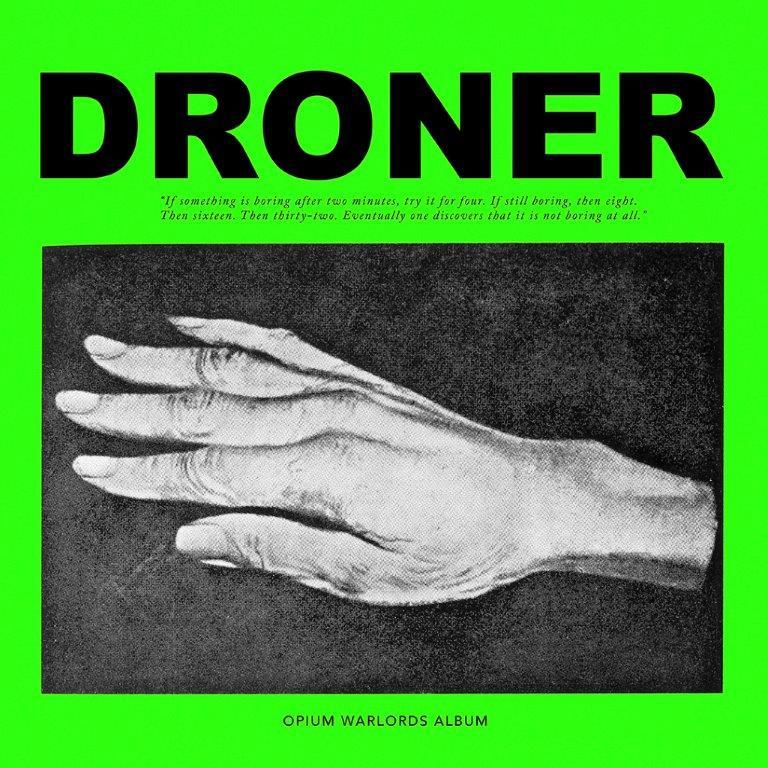 DRONER - LP