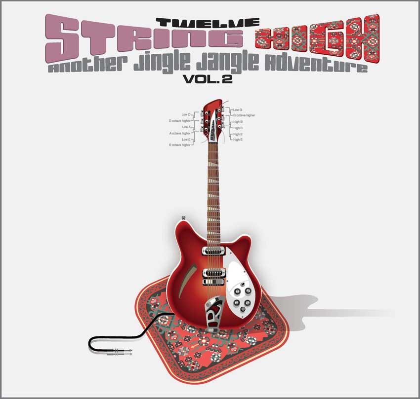 TWELVE STRING HIGH VOL. 2 - LP
