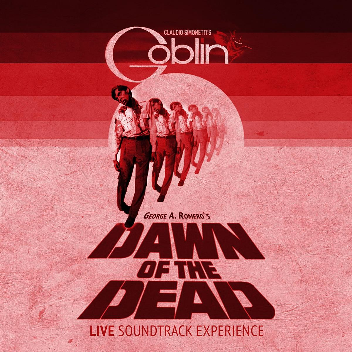 DAWN OF THE DEAD – LIVE IN HELSINKI 2017 - BLACK VINYL LP