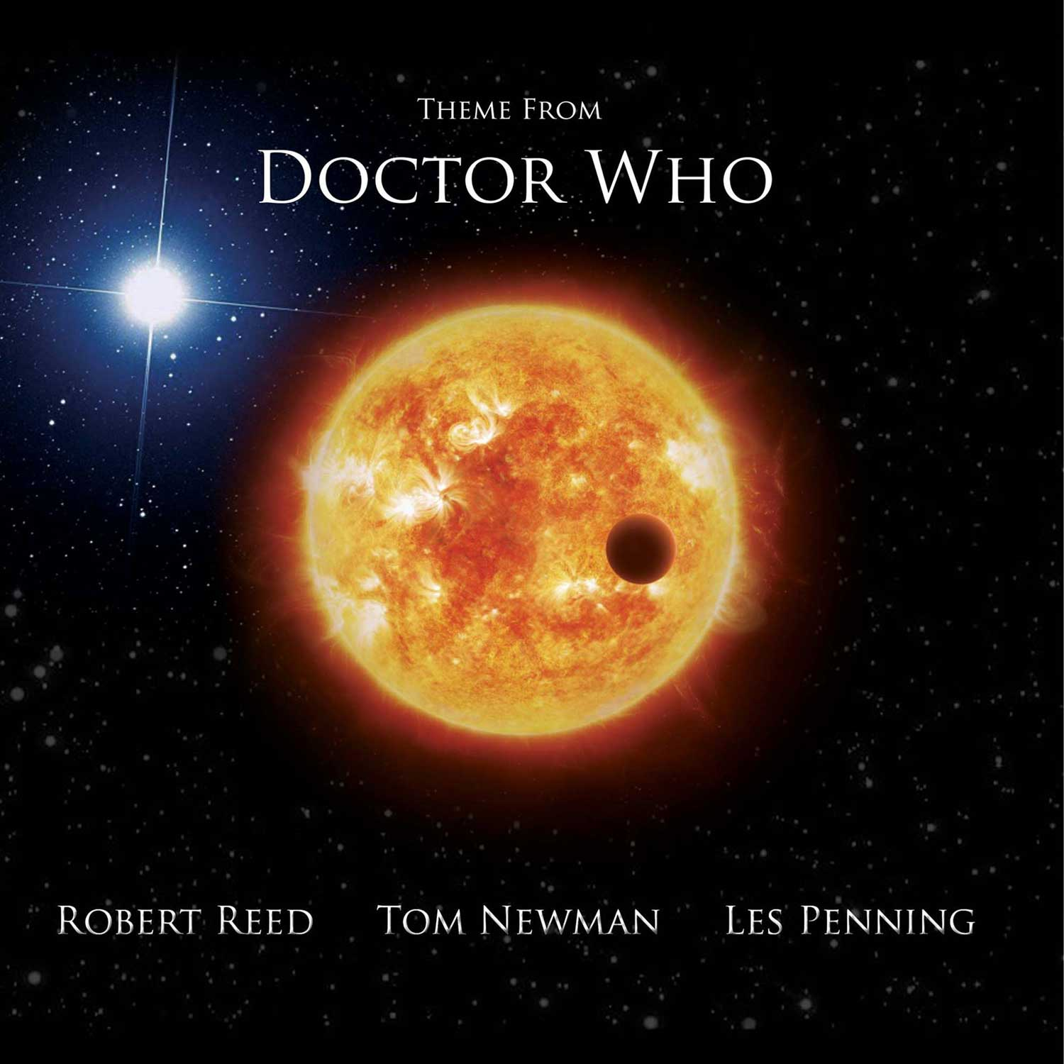 Theme From Dr Who [12