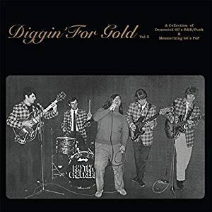 DIGGIN' FOR GOLD, VOLUME 3 (GOLD VINYL)
