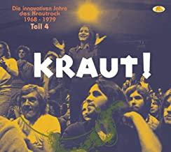 KRAUT! DIE INNOVATIVEN JAHRE DES KRAUTROCK 1968  - 1979