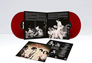 LIVE IN AMSTERDAM (RED VINYL)