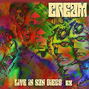 LIVE IN SAN DIEGO 68 (RED AND PURPLE MARBLED VINYL)