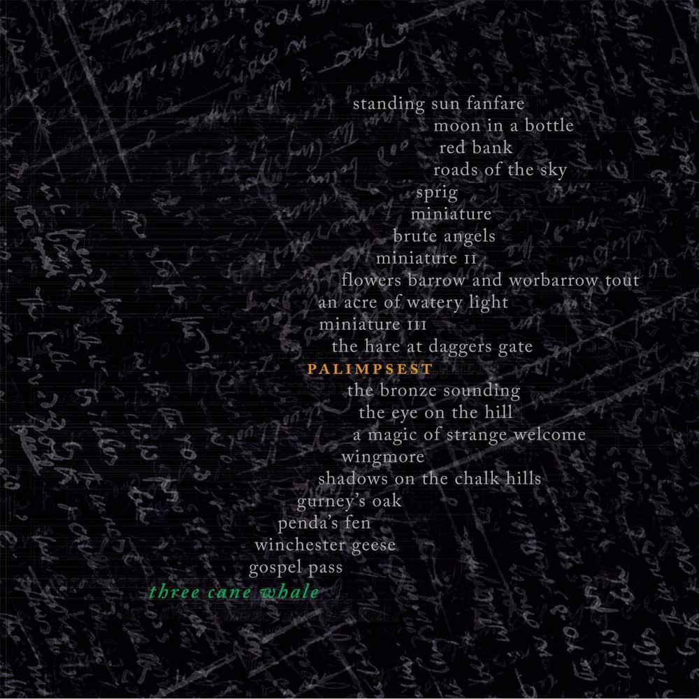 Palimpsest (180g Vinyl) [VINYL]