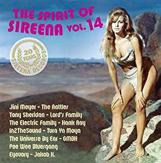 SPIRIT OF SIREENA VOL. 14