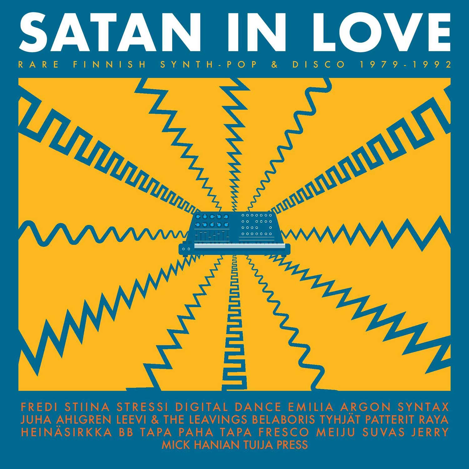 Satan in Love ‐ Rare Finnish Synth‐Pop and Disco 1978‐1992