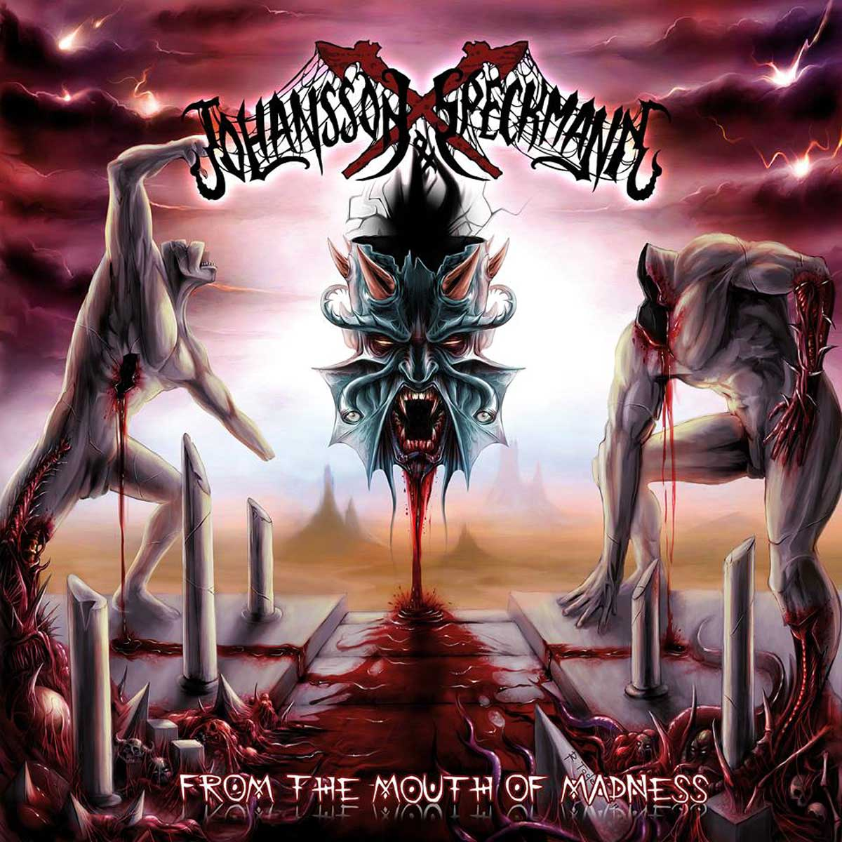 From The Mouth Of Madness (Limited To 300 Copies) [VINYL]