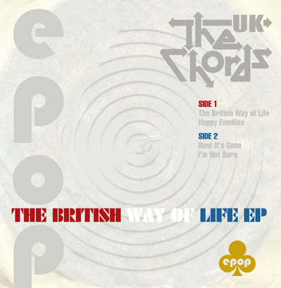 THE BRITISH WAY OF LIFE 2019 (EP)