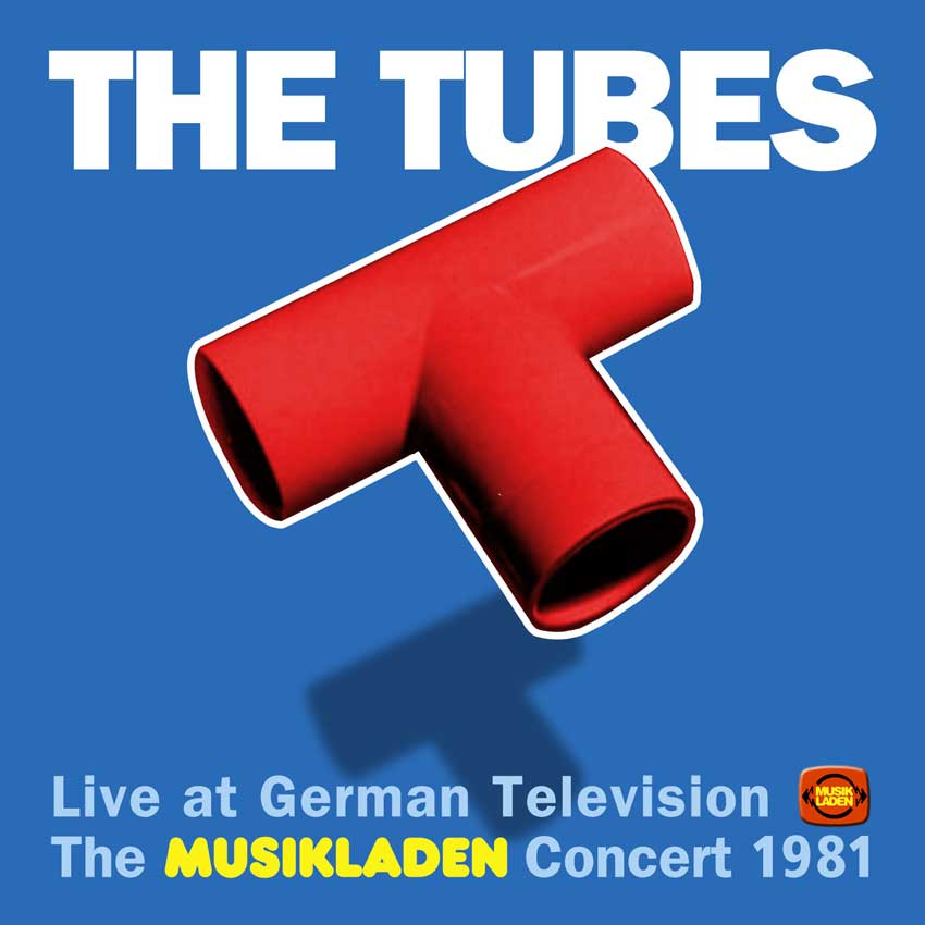 Live at German TV Musikladen 1981 - LP