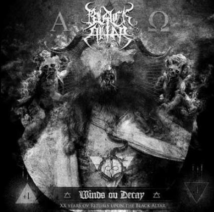 WINDS OV DECAY/OCCULT CEREMONIAL RITES
