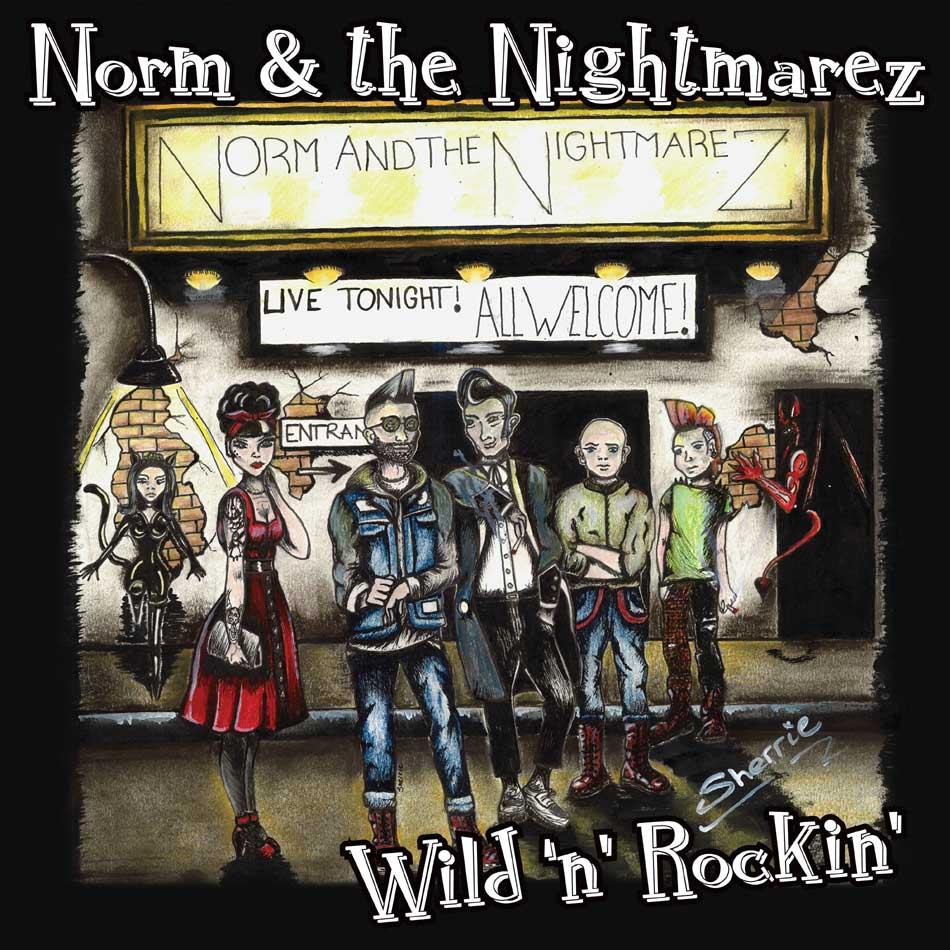 WILD 'N'  ROCKIN'